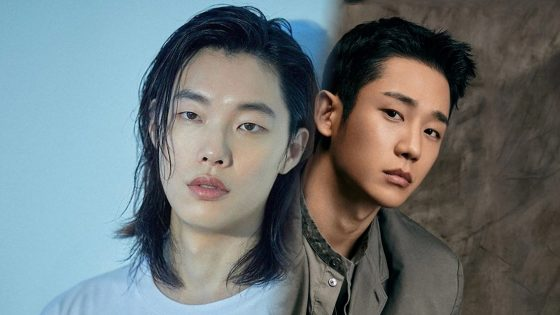 Ryu Jun Yeol Jung Hae In Connect